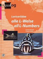 Aqualog Loricariidae All L-numbers